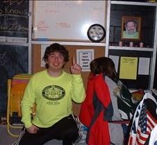 Adam displaying Rachel sleeping