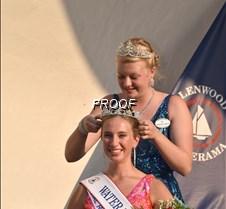 Crowning 2nd Princess