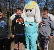 bunny with volunteers JPG