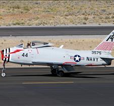 "US Navy's North American FJ-4B ""FURY"""