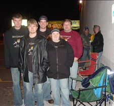 Eric, Aaron, Rhiannon, Patty, Mark (Fri)