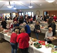 holiday faith church crowd