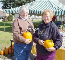 Lorraine Amundson and Donna Becker