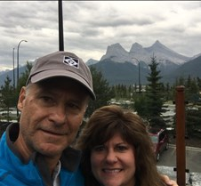 October, 2018 Our Canadian Rocky Trip