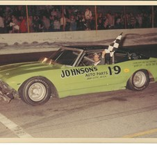 19 Flag Ed Howe 1971