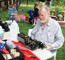Gary Wollard & His Mason Bogie DSP&P #4
