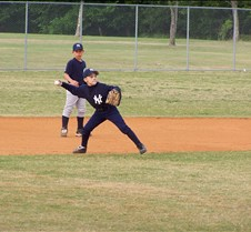 Boys Of Summer Baseball means it is almost Summer and soon will be Fall.The games are fun for All.