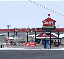 Caseys Starbuck now open