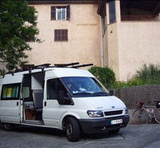 Bicycling in France - 2007 Erickson Cycle Tour - Provence and Maritime Alps - June, 2007