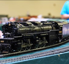 Duc Nguyen's C&O H8 Allegheny Locomotive
