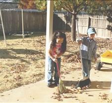 Austin Angel Backyard Nov 07