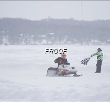 Finishing race