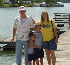 2007 Summer Atwood Lake, Baseball picnic, Spread Eagle Tavern, Joshie at Grandma's, Trick or Treat, AWANA, Jarett's 9th birthday, etc.