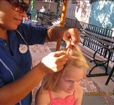 Jaxy's hair wrap