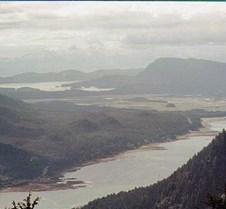 Gastineau Channel Juneau AK