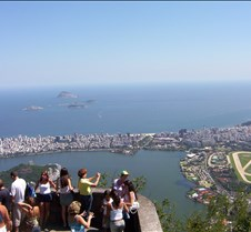 Corcovado - Vista Point