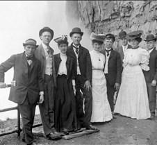 Vintage Niagara Falls 1906-1909 Niagara Falls 1906-1909