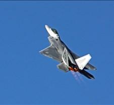 F-22 Raptor Demonstration, Power Climb