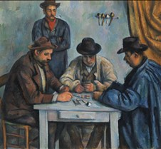 074The Card Players-Paul Cezanne-1890-92
