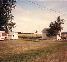 BJ on Trampoline aug 1985