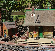 Gauge-1 Railroad Passenger Station