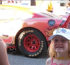 Jaxy with McQueen
