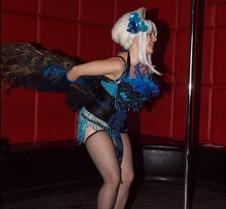 Rhineston Follies 9/2/11 Beelzebabe, Kita St. Cyr and Hazel Honeysuckle at their bi-weekly show