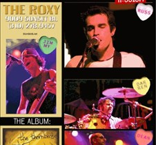 "2005-02-15 Thornbirds @ Hwd Roxy I did not think I was going to be able to attend the first Thornbirds show in 4 months due to a work commitment, but I pulled some strings to make it to this special ""Cupid is Stupid"" anti-Valentines show.  It was a rocking show, with amazing lighting and"
