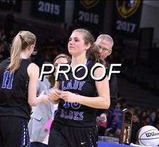 Lady Blues State Basketball 2019