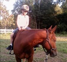 Zac's First Ride