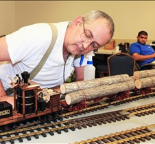 Dave Hottmann & His Modified Tilda Loco