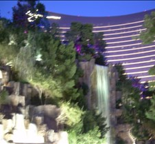 The Wynn - Fountains