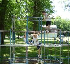 2007 VBS closing program and picnic 066