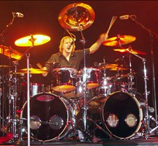 074_Ray Luzier on drums