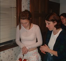March 14, 2005 Jessica's Sweet Sixteen