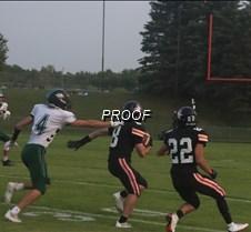 HC footbll action