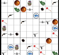 Serenity sudoku grid 2 copy