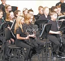 Fifth grade clarinets