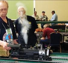 Rob Lenicheck Adjusts Throttle