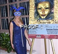 Hyatt Regency Coral Gables Masquerade Ball