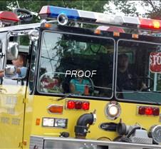Bath Fire Truck