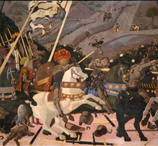 The Battle of San Romano-Paolo Uccello-1