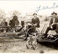 Lee on plow