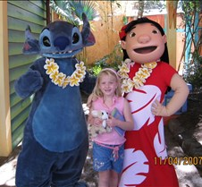 1Jaxy with Lilo & Stitch