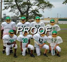 2006 Malden Junior High School Football Team