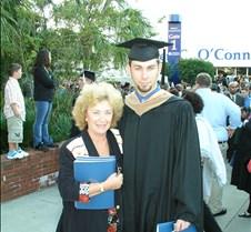 Matt's Masters Graduation Matt's Masters Graduation