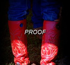 012 Red Boots