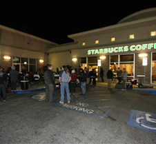 Starbucks Open Mic Night, 40th St., San Bernardino     -     January 14, 2014