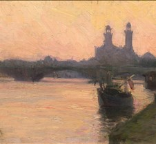 039The Seine-Henry Ossawa Tanner-1902-Na