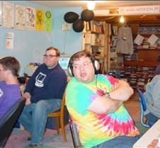 Eric, Shaun, Mark, Rachael